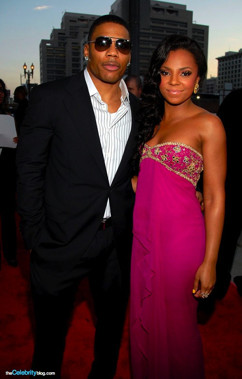 Word is on the street is that Nelly & Ashanti have parted ways: According to