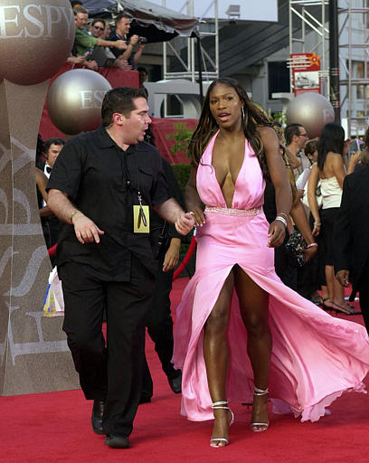 Stars Gallery Serena Williams