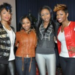 Kandi, Toya, Diamond, & Rasheeda, Bring Out All Of Twitter Land For Their Meet and Tweet