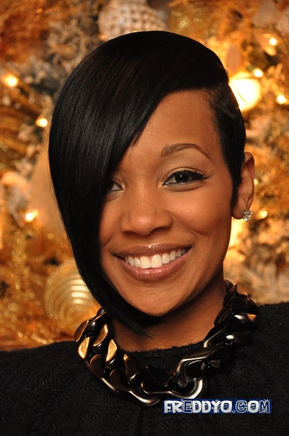 Monica Hair Styles Images & Pictures - Becuo