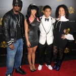 Diddy Throws His Son Justin Combs A Stunna Sweet 16 Birthday Bash In NYC