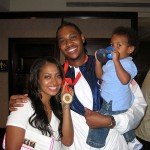LaLa Vasquez & Carmelo Anthony Are Headed To TV + Lala's Prop8 Pic