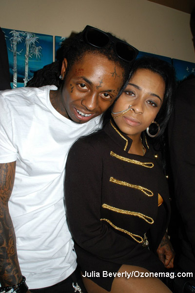 lil wayne and shanell relationship