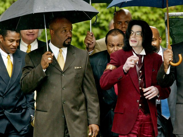 Michael-jac- Bodyguards