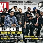 """XXL"" Magazine Reveals Top 10 Freshmen Of 2010"