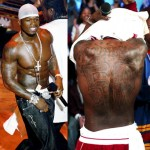 50 Cent Ditches Tattoos For Acting