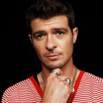 Robin Thicke Hoping To Raise Next Kobe Bryant