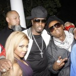 Diddy Visits Lil Wayne At Rikers Island
