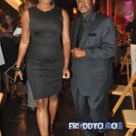 Out & About: NeNe & Greg Leakes