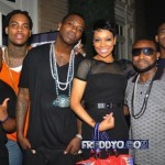 Gucci Mane Homecoming Dinner With Waka Flocka, Shawty-Lo, Monica, Kandi Frank Ski, Wale & More