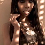 Brandy Working With Timbaland On Next Album + 160 Gram Shoot