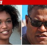 Montana Fisburne Is Disowned By Laurence Fishburne