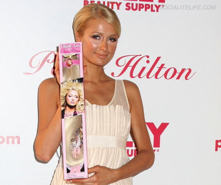 Paris hilton sued for 35 million over hair extensions freddyo parishilton sallybeauty extensions photos 050808 04 thumb pmusecretfo Gallery