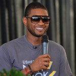 "Usher Gives Back With ""New Look"" Foundation"