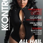 Lil Kim Looking Fierce As She Covers Kontrol Magazine