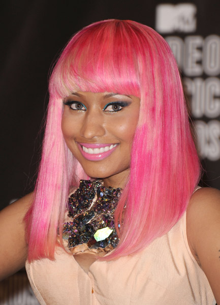 nicki minaj ugly pictures. nicki-minaj-press-room-3