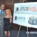 "T.I. & Tiny  Host Alzheimer's Luncheon for ""For the Love of Our Fathers"""