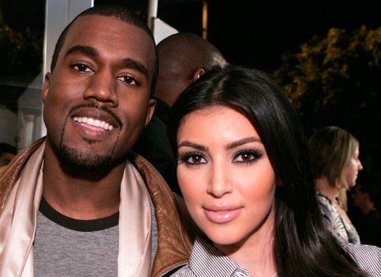 Kanye West and Kim Kardashian Officially Dating?!?