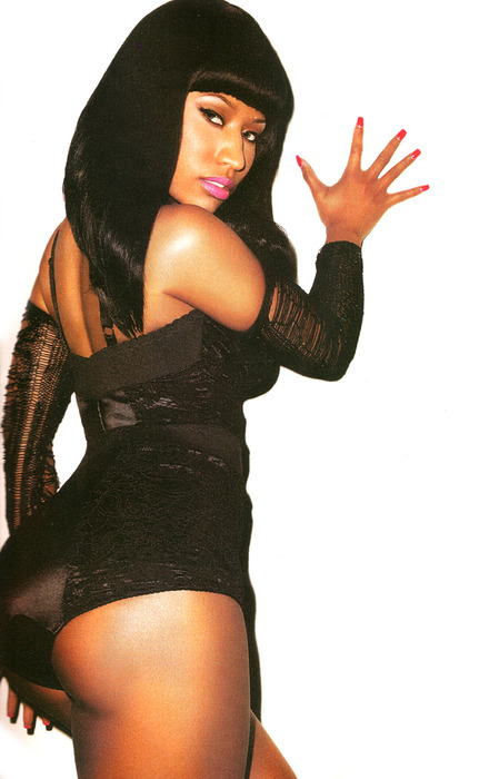 Nicki Minaj Covers Black Men Magazine SSX. Tuesday November 9th 2010