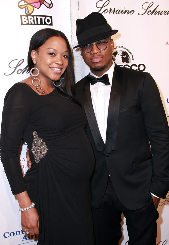 neyo and monyetta preggo