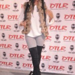 Ciara Takes Over DTLR To Promote Her New Album Basic Instinct
