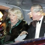 OMG Prince Charles's Car Attacked by Angry Protesters