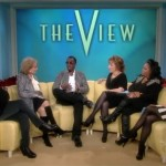 """Diddy Tells The Ladies Of """"The View""""  Why He's Not Married"""