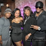Vivica Fox & NeYo Kick It For New Store Grand Opening Party