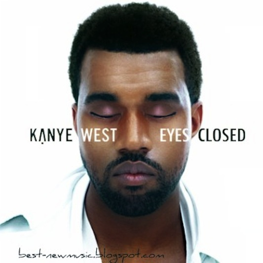 Kanye-West-Eyes-Closed