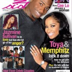 Toya n Memphitz on The Cover of Sister 2 Sister