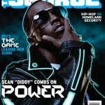 Diddy covers The Source magazine