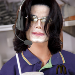 Michael Jackson Was Scared To Death, & Would Have To Worked At McDonalds