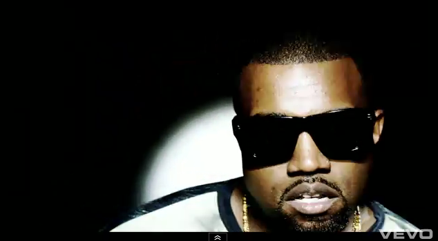 kanye west all of lights album cover. Kanye West shocked all his