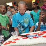T.I.'s Son Domani & Tiny's Daughter Zonnique Celebrate Their Kids  Birthday Party
