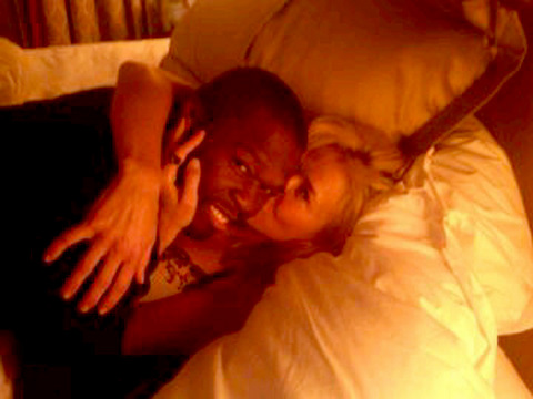 fifty cent and chelsea handler 131210