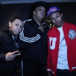 Diggy Performs At B.B. Kings For Freshmen Live!