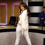 """LisaRaye's New """"All White"""" Jean Line Made for Thick Women"""