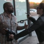 Miley Cyrus Fights Paparazzi Who Bumped Mom Tish
