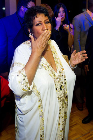 Aretha franklin busty