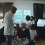 Tyler Perry Gives Georgia Fire Victim Grandmother A Brand New House