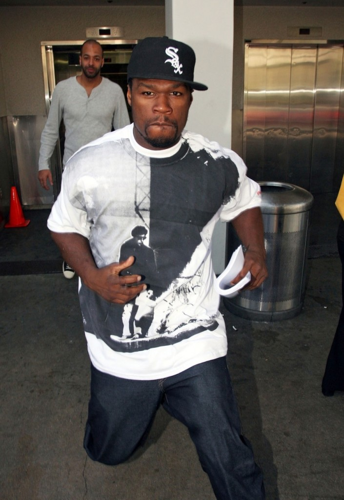 50 Cent new Comedy Show