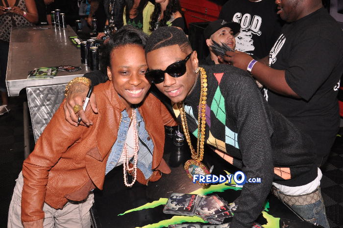 is diamond and soulja boy still dating