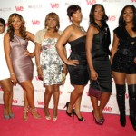 Toni Braxton & Sisters  W.Hollywood Premiere Party