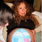 "Mariah Carey In The ""Easter State Of Mind"""