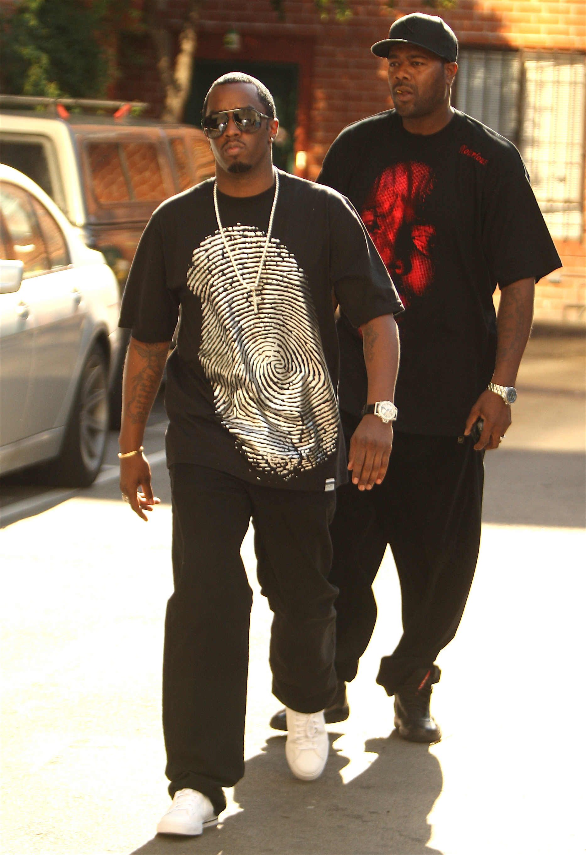 Diddys former bodyguard claims Diddy set up Biggie