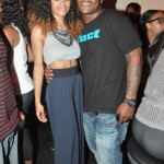 Glam Bar 2nd Anniversary Party Hosted Teyana Taylor