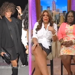 Wendy Williams Has A Meltdown On Her Show {Video}
