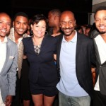 Celebrities Pre-Party 2 Days Before BET AWARDS Show