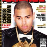 Chris Brown Covers Source Magazine