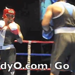 The Main Event Video of Celebrity Fight Night {Video}